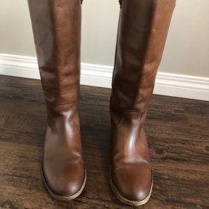 Melissa Frye boots